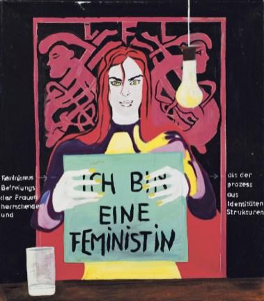 Female Perversion, 2001 Bild Nachlass Linda Bilda, © Ralf-Bodo Kliem 2020, Bildrecht, Wien 2020