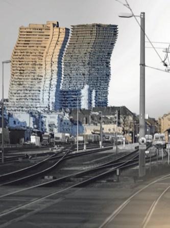 Das Festival FMR bietet digitale Kontexte. Bild Giacomo Piazzi / LINZ FMR