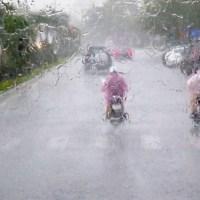 Vietnam im Regen: Alles fließt