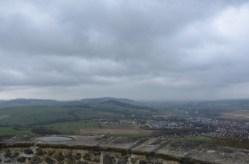 Blick zum Knüllgebirge