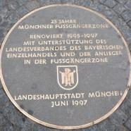 Fußgängerzone München
