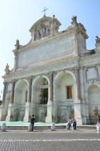 Brunnen auf dem Gianicolo