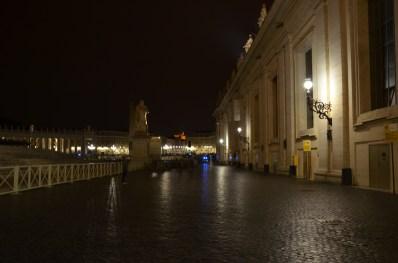 Petersplatz (Vatikanstadt)