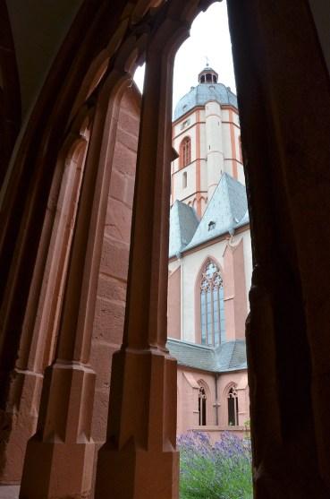 St. Stephan mit den Chagall Fenstern