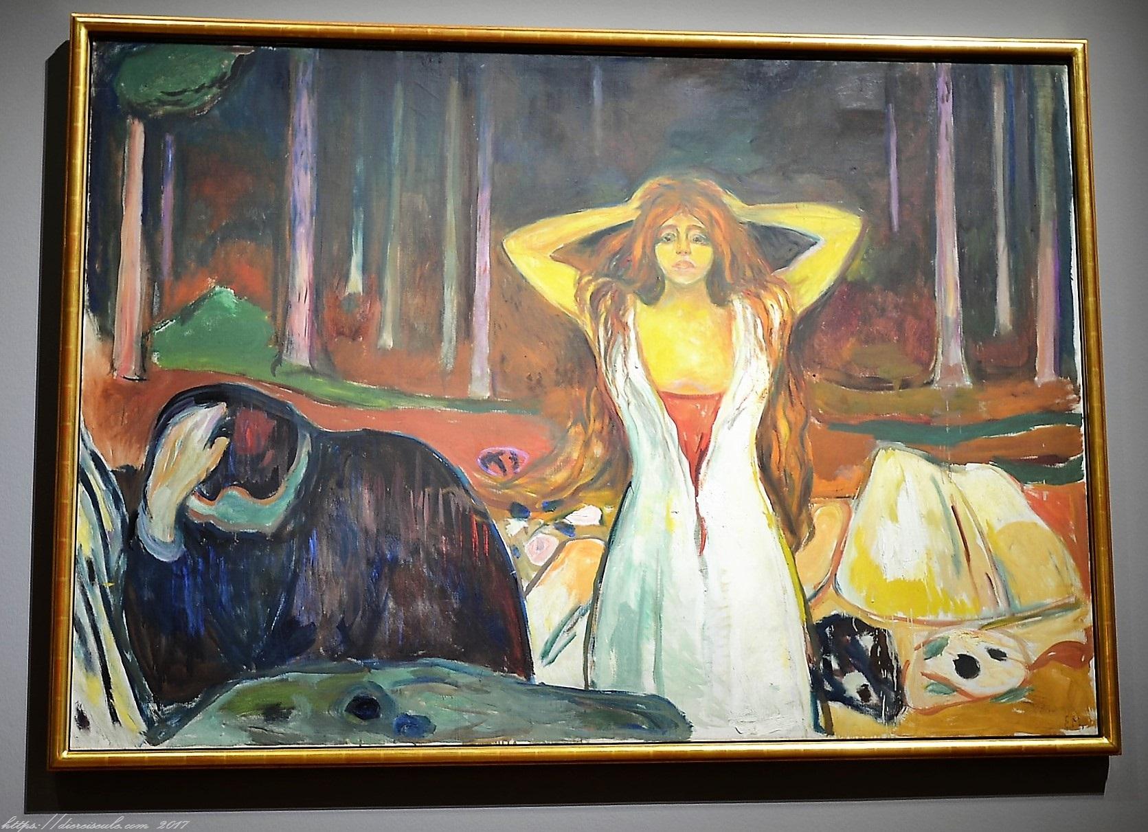 Edvard Munch - Asche