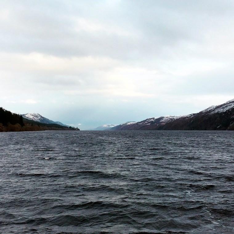 Foto Januar 2 Loch-Ness-Schottland