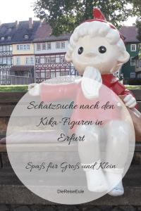 Kika-Figuren in Erfurt
