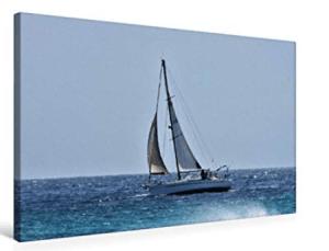 Leinwand Schiff