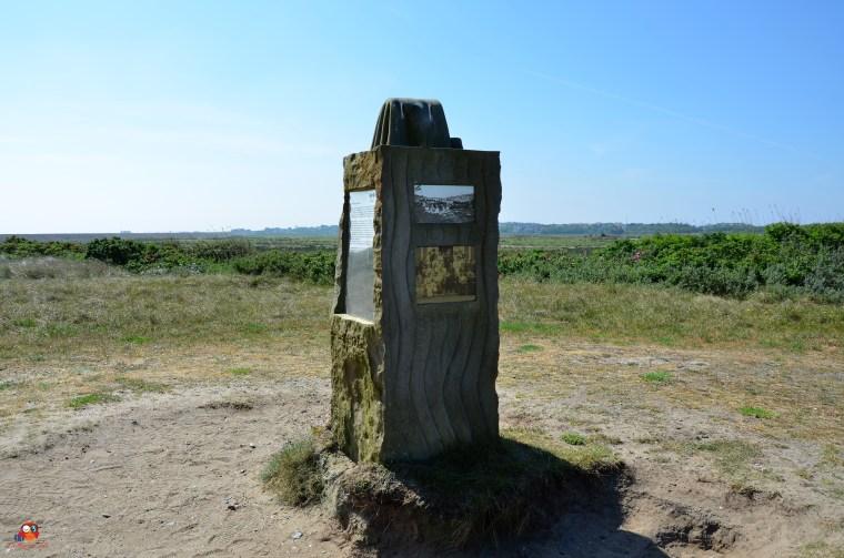 Gedenkstein/Stele für die Bodelschwinghschen Anstalten