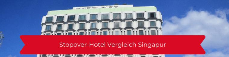 Stopover-Hotel Vergleich