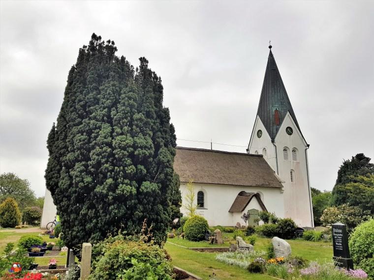St. Clemens Kirche in Nebel auf Amrum