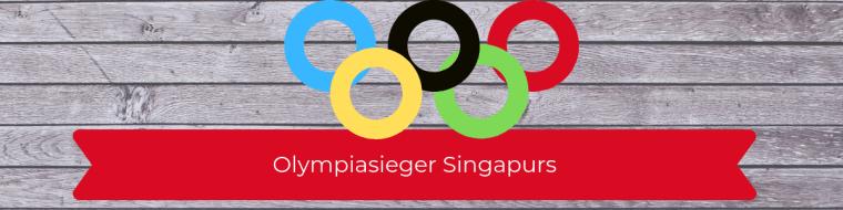 Olympiasieger Singapurs