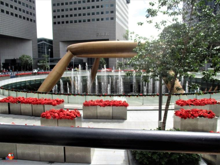 Der Springbrunnen des Reichtums