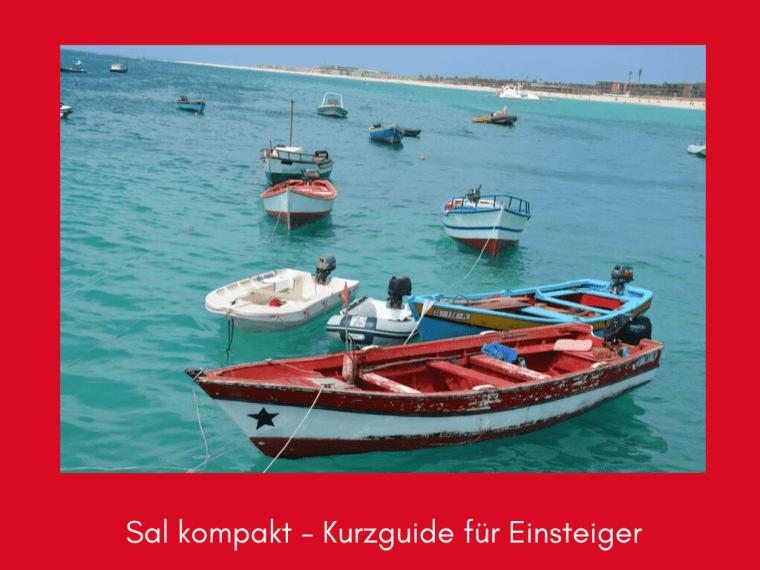 Bild zeigt bunte Boote
