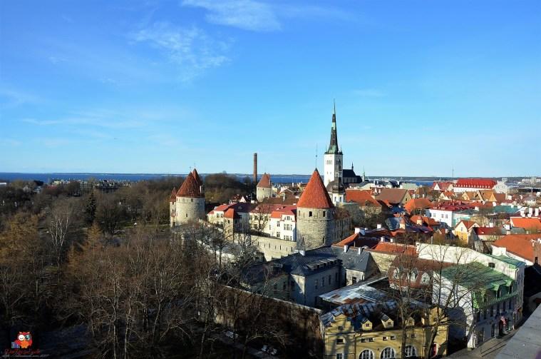 Mittelalterlicher Stadtkern von Tallinn