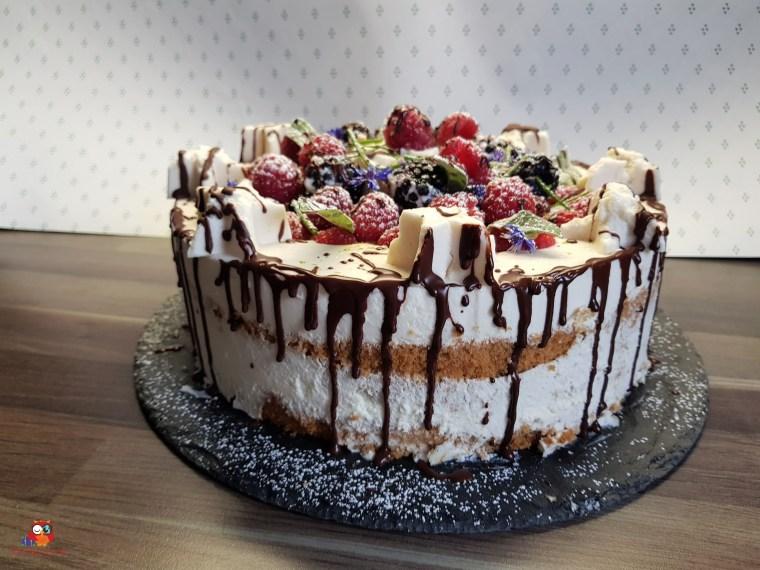 Sommerwölkchen Torte