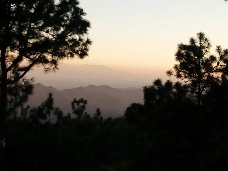 Metalpan Mountain Range