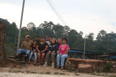 The farmers, main workers and me