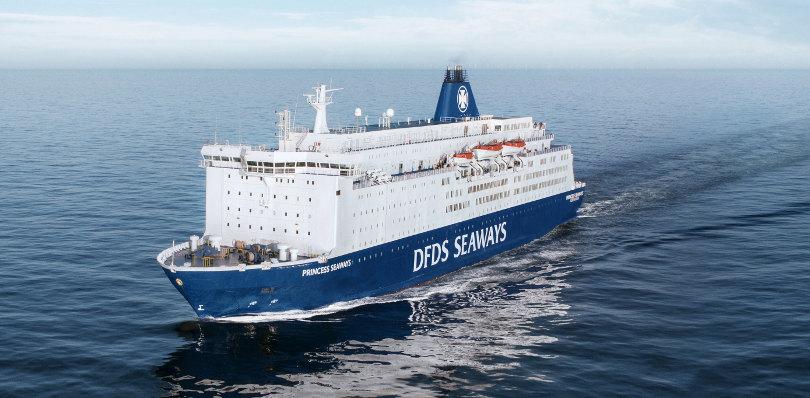 DFDS Princess Seaways