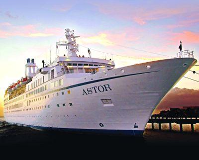 MS Astor, Foto: TransOcean