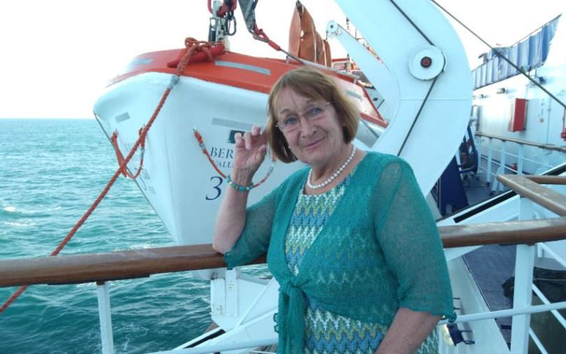 Helga (82 Jahre) aus Dresden
