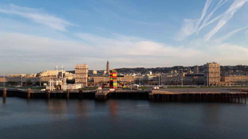 Le Havre-skyline