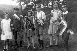 1925 Richard Büker - Gertrud Pott