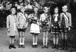 1951 Ernst-Dieter Koch - Ingrid Niewald