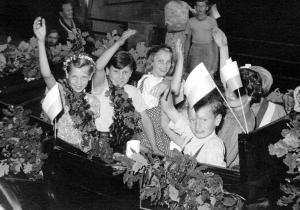 1953 Werner Alflen - Margret Schling