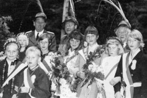 1971 Günter Kassen - Petra Deneke