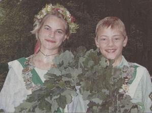 2000 Daniel Möller - Jana Fiedler