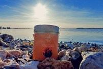 Klitmöller Strandgewürz am Wasser