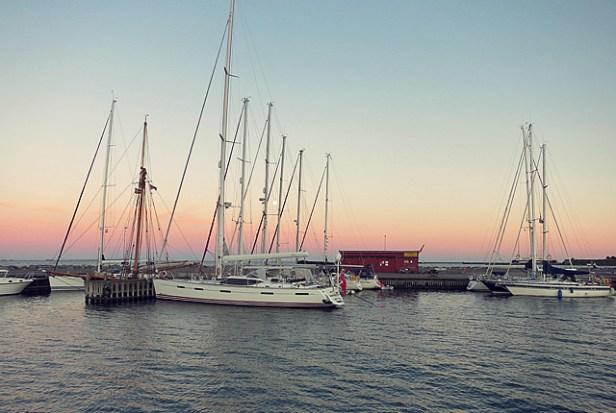 Nachsaison Segeln in Dänemark