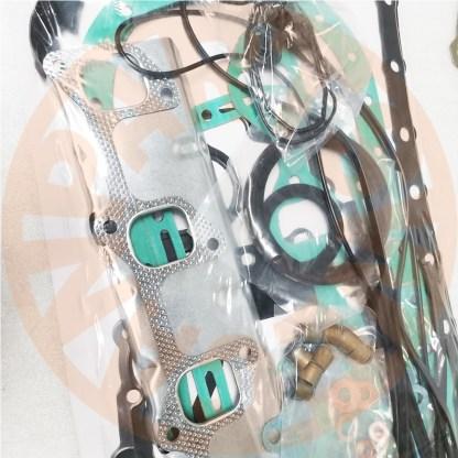 4JG1 ENGINE GASKET KIT ISUZU 4JG1T JCB HITACHI IHI CASE TAKEUCHI MUSTANG KIT 7