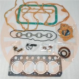 ENGINE OVERHAUL GASKET KIT MITSUBISHI S4L ENGINE FORKLIFT GENERATOR SET AFTERMARKET PART 1