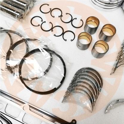 ENGINE REBUILD KIT YANMAR 4TNV98 4TNV98T EXCAVATOR FORKLIFT SKID LOADER AFTERMARKET PARTS 3