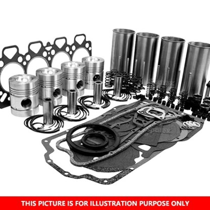 ENGINE REBUILD KIT 4 CYLINDER DIESEL ENGINE PARTS