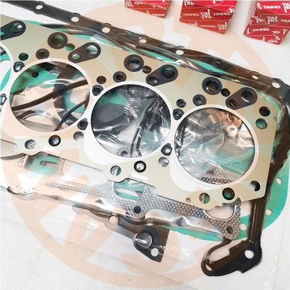 ENGINE REBUILD KIT ISUZU 4JG1T ENGINE TAKEUCHI TL140 CTL70 TRACK LOADER XG808 AFTERMARKET PARTS 3