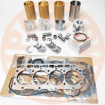 ENIGINE REBUILD KIT YANMAR 4TN82 4TN82E ENGINE EXCAVATOR TRACTOR AFTERMARKET PARTS 1