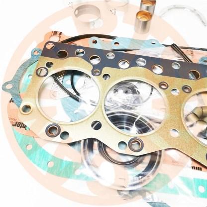 C240 Overhual Rebuild Kit Isuzu engine TCM HYSTER H25 35XL H40 60XL FORKLIFT 11