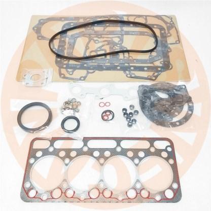 ENGINE OVERHAUL GASKET KIT KUBOTA V1902 ENGINE BOBCAT SKID LOADER TRACTOR 07916 24305 AFTERMARKET PARTS 1