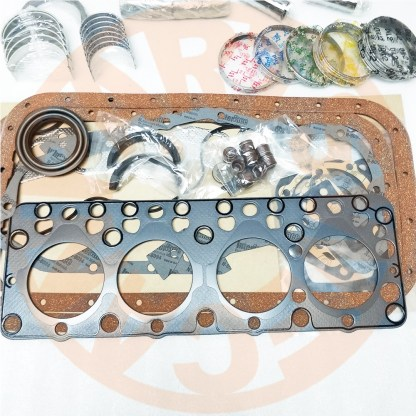 NISSAN SD22 ENGINE REBUILD KIT GASKET PISTON RING LINER BEARING SET AFTERMARKET PARTS 9
