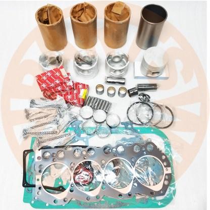 NISSAN TD27 ENGINE REBUILD KIT VALVE KIT NON TURBO FORKLIFT AFTERMARKET PARTS 1