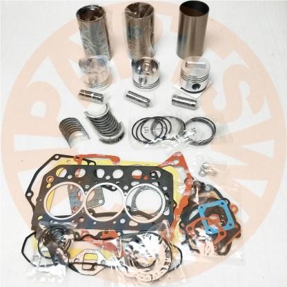 S3L MITSUBISHI ENGINE REBUILD KIT MAM MT200D GS160 GS180 GS200 TRACTOR AFTERMARKET PARTS 1