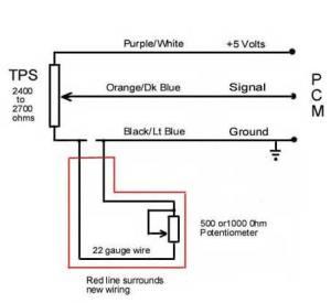 12V TPS Wiring Diagram