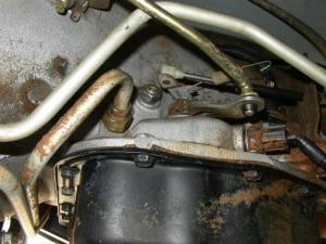 24V Transmission Band Adjustment
