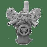 6.0L Powerstroke Engine 6.0L VT365 Engine