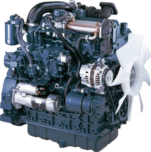 Kubota V3307 Engine