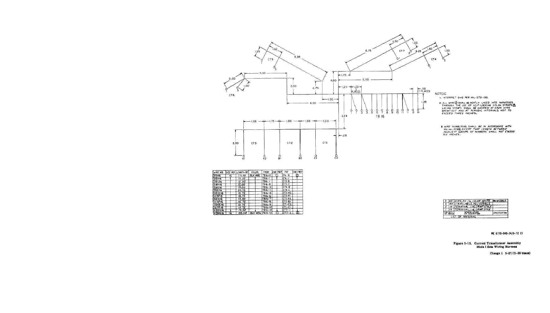 Figure 5 12 Curennt Transformer Assembly