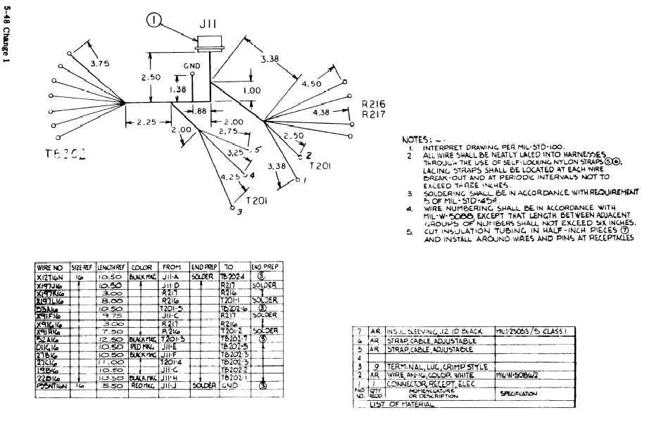 Figure 5 26 Voltage Regulator Wiring Harnes